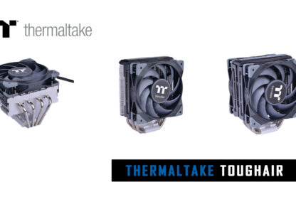 DIssipatori ad aria thermaltake toughair 2