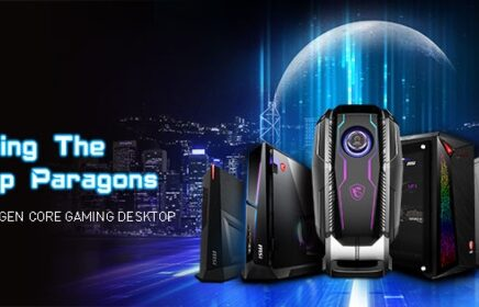 MSI Desktop Gaming 2021
